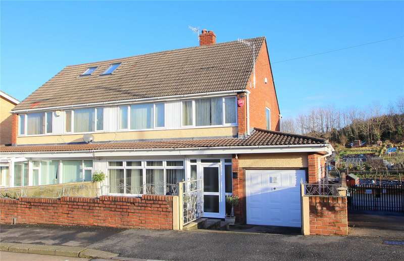3 Bedrooms Semi Detached House for sale in Wedmore Vale Bristol BS3