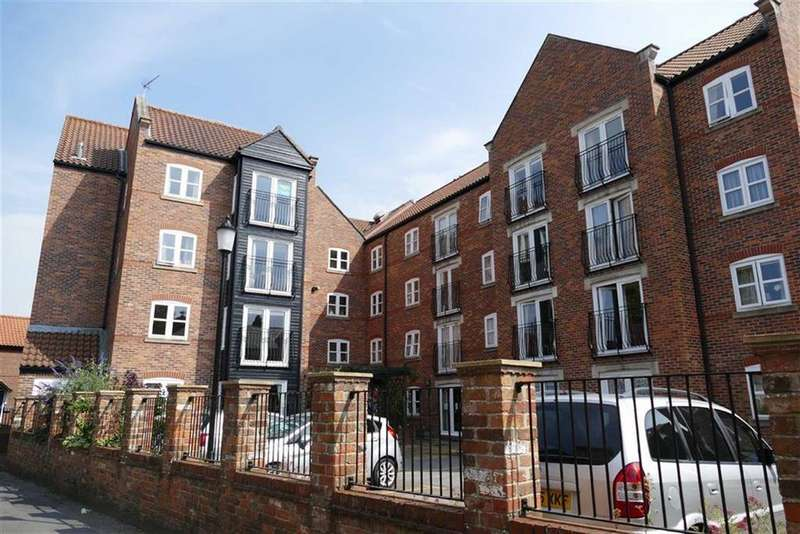 1 Bedroom Flat for rent in All Saints Court, Market Weighton
