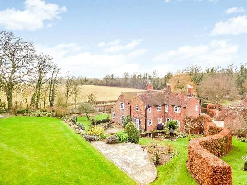 4 Bedrooms Detached House for sale in Hayden Lane, Warnford, Hampshire