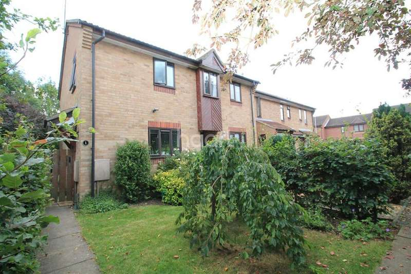 2 Bedrooms Semi Detached House for rent in Brookdale, Bar Hill