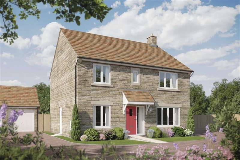 4 Bedrooms Detached House for sale in Fern Hill Gardens, Faringdon