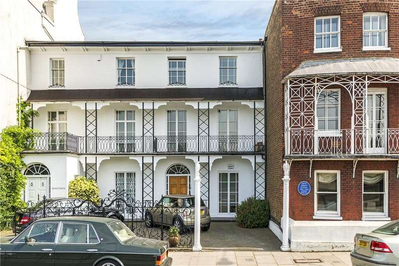 3 Bedrooms Terraced House for sale in The Terrace, Barnes, SW13