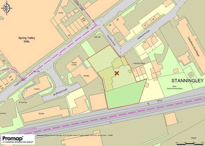 Land Commercial for sale in Wheaters Fold, Stanningley
