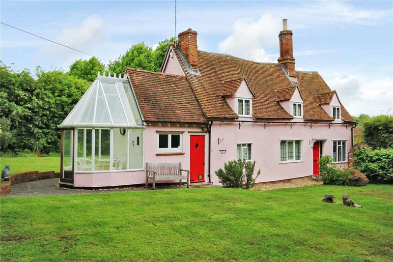 3 Bedrooms Detached House for sale in Much Hadham, Hertfordshire, SG10