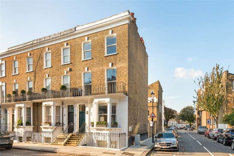4 Bedrooms Semi Detached House for sale in Redburn Street, Chelsea, London, SW3