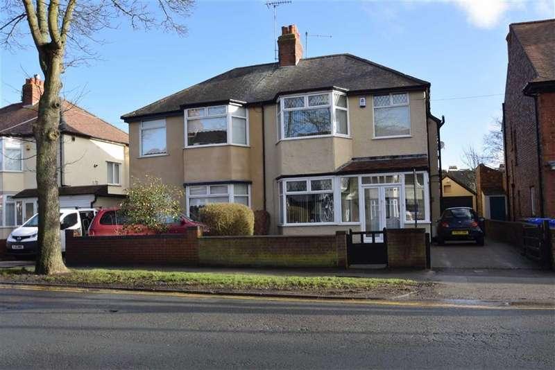 4 Bedrooms Semi Detached House for sale in Cardigan Road, Bridlington, East Yorkshire, YO15