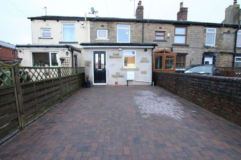 2 Bedrooms Terraced House for sale in Whitehall Road, Drighlington, West Yorkshire