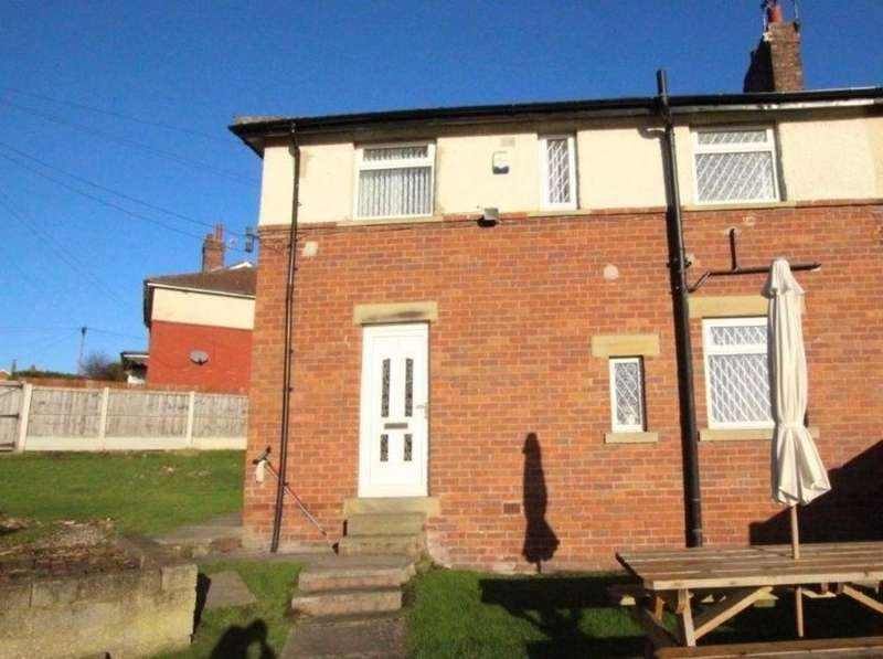 3 Bedrooms Semi Detached House for sale in Burnup Grove, CLECKHEATON, West Yorkshire