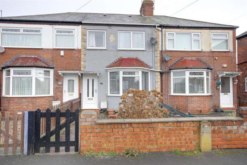 3 Bedrooms Terraced House for sale in Winthorpe Road, Hessle