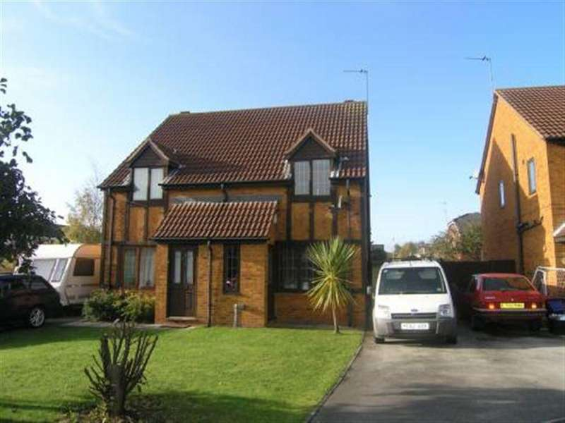 2 Bedrooms House for rent in Fuchsia Drive, Summergroves Way, Hull