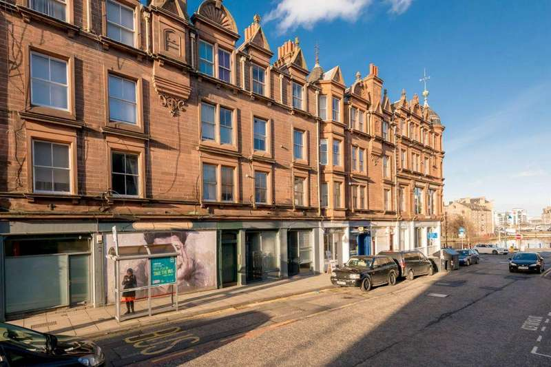 2 Bedrooms Ground Flat for sale in 79 Henderson Street, Edinburgh, EH6 6ED