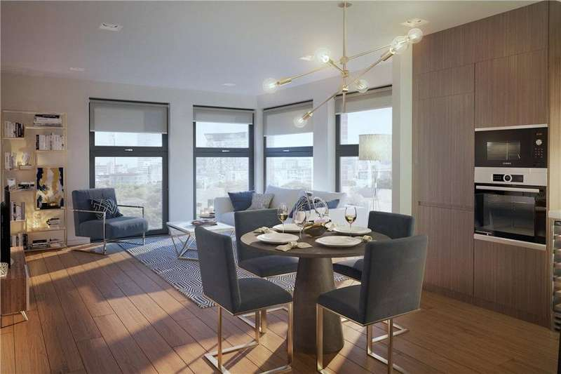 2 Bedrooms Flat for sale in The Axium, Windmill Street, Birmingham, B1