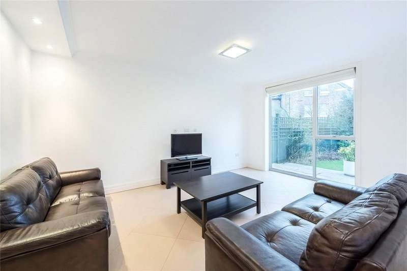 3 Bedrooms Terraced House for rent in Amherst Road, London, W13