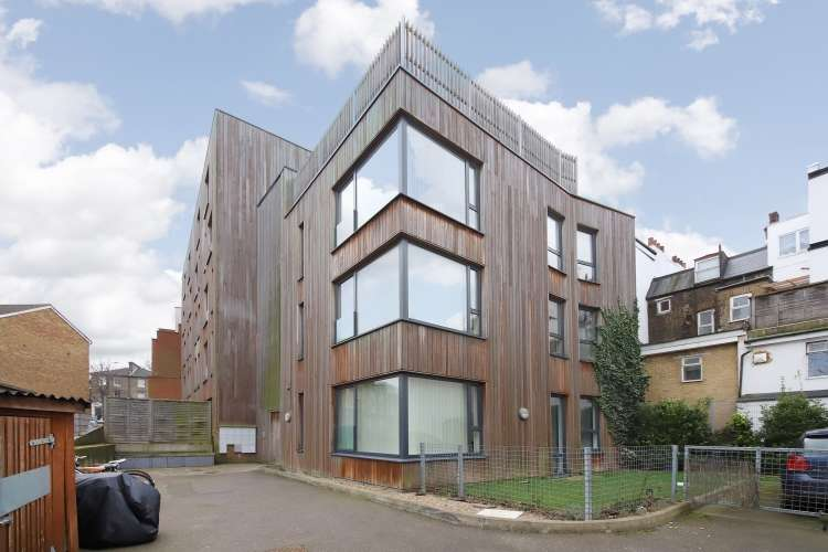 2 Bedrooms Apartment Flat for sale in Seymore Mews London SE14