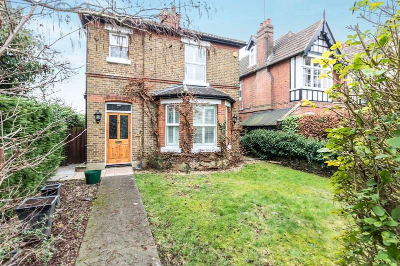 3 Bedrooms Detached House for sale in Bower Mount Road, Maidstone, ME16