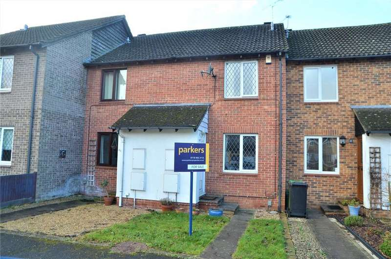 2 Bedrooms Terraced House for sale in Sweet Briar Drive, Calcot, Reading, Berkshire, RG31