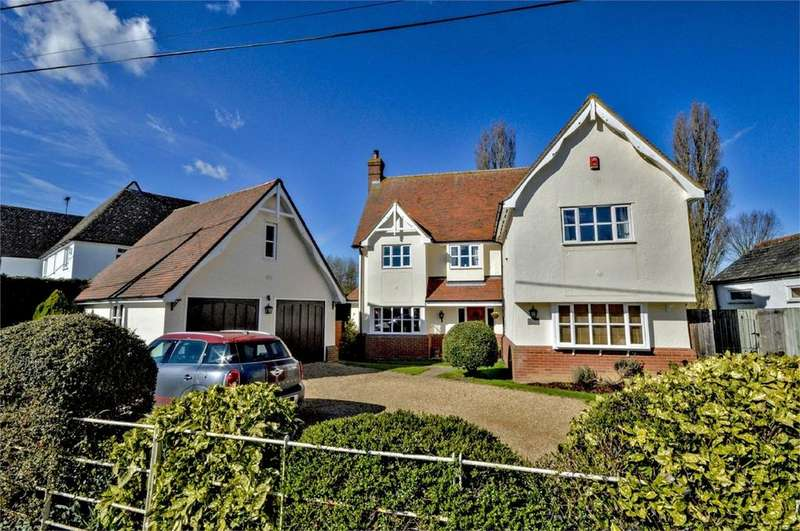 5 Bedrooms Detached House for sale in Phoenix House, Little Bardfield, Nr Thaxted