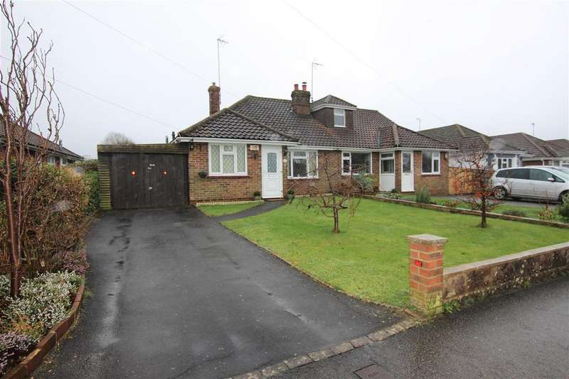 2 Bedrooms Bungalow for sale in Dale Avenue, Hassocks
