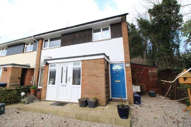 4 Bedrooms Semi Detached House for sale in Thumpers, Hemel Hempstead, HP2
