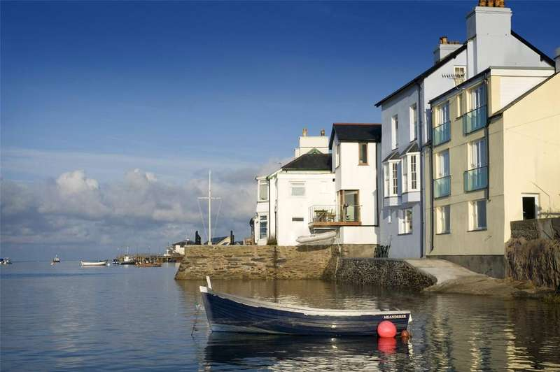 3 Bedrooms House for sale in Bath Place, Aberdovey, Gwynedd
