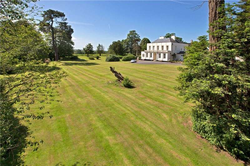 6 Bedrooms House for sale in Station Road, Broadclyst, Exeter, Devon