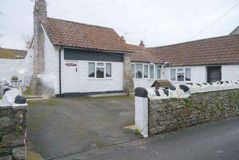 1 Bedroom Cottage House for sale in Upper North Street, Cheddar