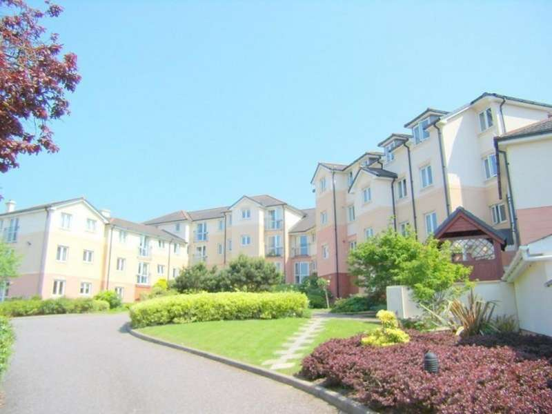 1 Bedroom Retirement Property for sale in Admirals Court, Rolle Road