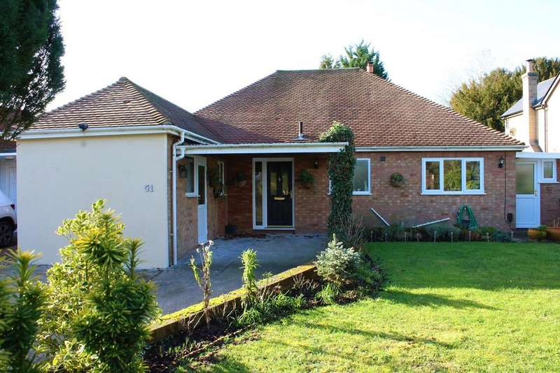2 Bedrooms Detached Bungalow for sale in Rook Tree Lane, Stotfold, Hitchin, SG5
