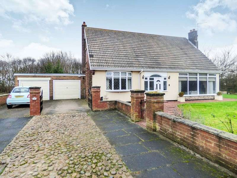 2 Bedrooms Property for sale in The Demesne, Ashington, Northumberland, NE63 9TP