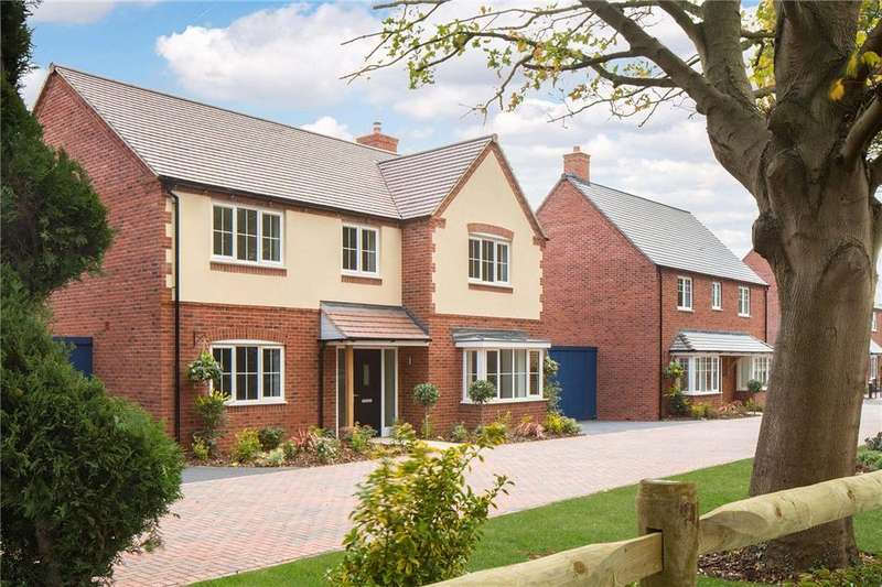 4 Bedrooms Residential Development Commercial for sale in 7 Hayfield Chase, Tiddington, CV37