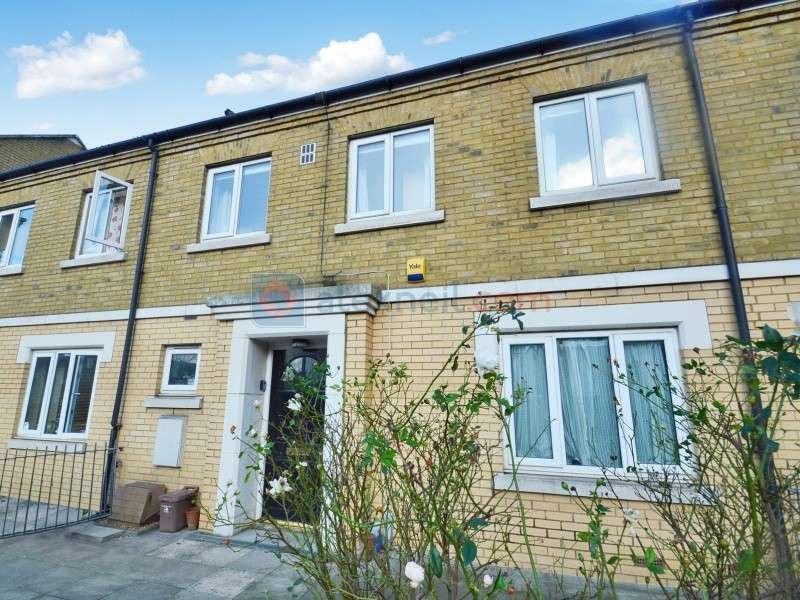 2 Bedrooms Terraced House for sale in Abbott Road, Isle of Dogs E14