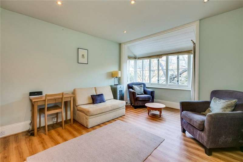 Studio Flat for sale in Coniger Road, London, SW6