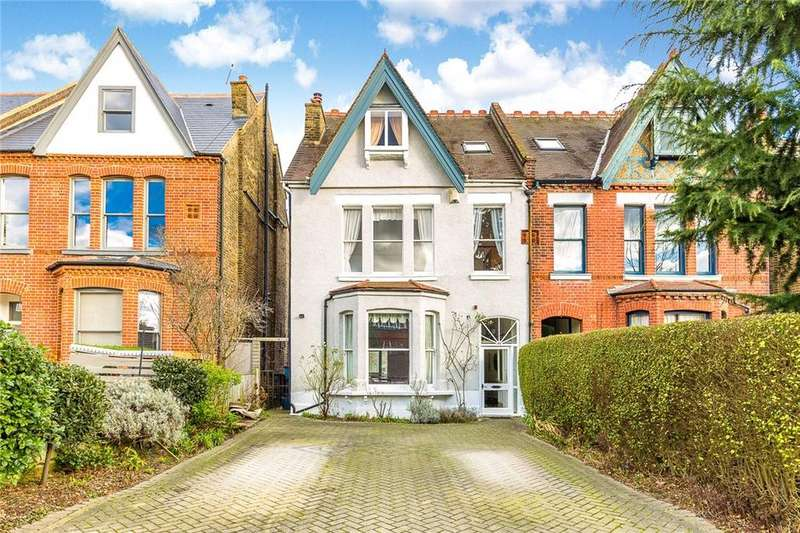 6 Bedrooms Semi Detached House for sale in Auckland Road, Crystal Palace, London, SE19