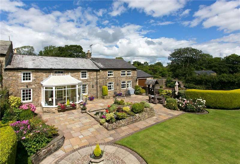 4 Bedrooms Unique Property for sale in Cottonwood, Lane Ends, Bolton By Bowland, Clitheroe