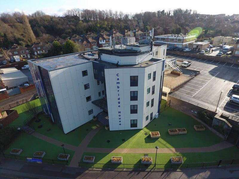 2 Bedrooms Apartment Flat for sale in Cambridge House, Nottingham Road, Stapleford