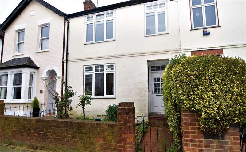 4 Bedrooms Terraced House for rent in Chatham Road, Kingston Upon Thames