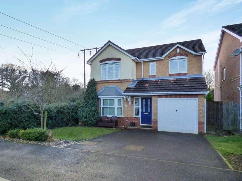 4 Bedrooms Property for sale in Warren Court, Ashington, Northumberland, NE63 8LL