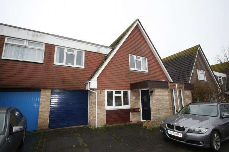 4 Bedrooms Semi Detached House for sale in Beatty Road, Eastbourne BN23