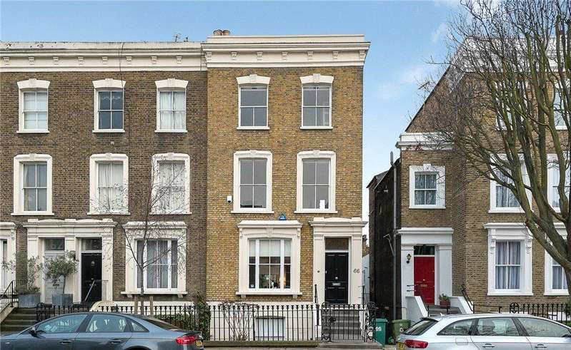 4 Bedrooms House for sale in Ockendon Road, De Beauvoir, London, N1