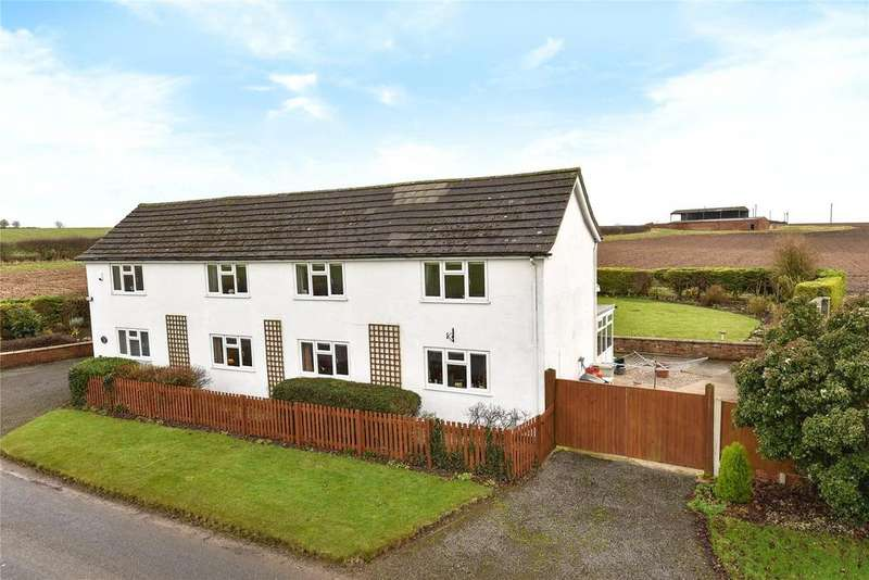 4 Bedrooms Detached House for sale in Tetford Road, High Toynton, LN9
