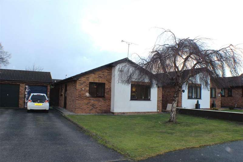 3 Bedrooms Detached Bungalow for sale in Meadow Rise, Llay, Wrexham, LL12