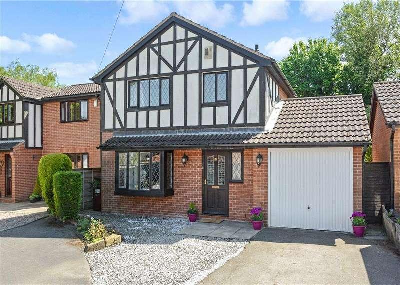 3 Bedrooms Detached House for sale in Bankfield, Bardsey, Leeds, West Yorkshire