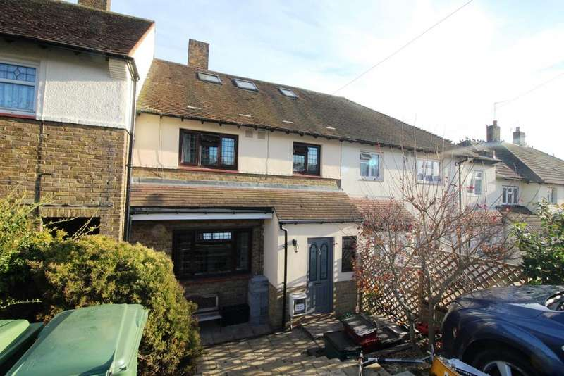 5 Bedrooms Terraced House for sale in Midhurst Hill Bexleyheath DA6