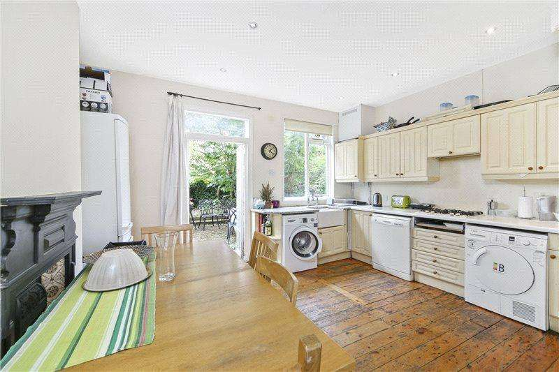 3 Bedrooms Terraced House for sale in Galloway Road, London, W12