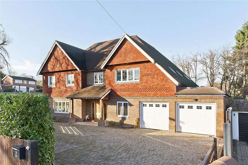 5 Bedrooms Detached House for rent in Lower Road, Fetcham, Leatherhead, Surrey, KT22
