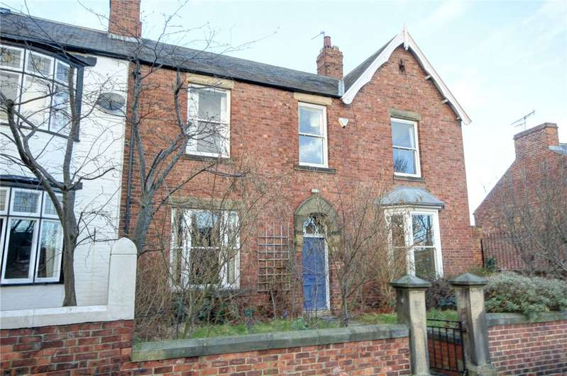4 Bedrooms Semi Detached House for sale in Crossgate Peth, Durham City, DH1