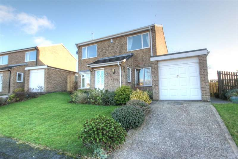 3 Bedrooms Detached House for sale in Rush Park, Bishop Auckland, County Durham, DL14