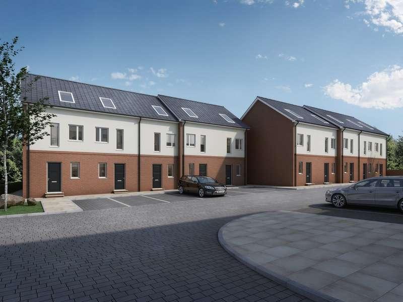 3 Bedrooms Property for sale in Woodlands, Staveley Road, Poolsbrooke S43