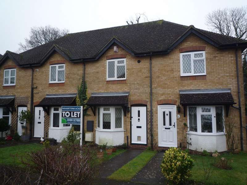 2 Bedrooms Terraced House for rent in Gardens Close, Stokenchurch HP14