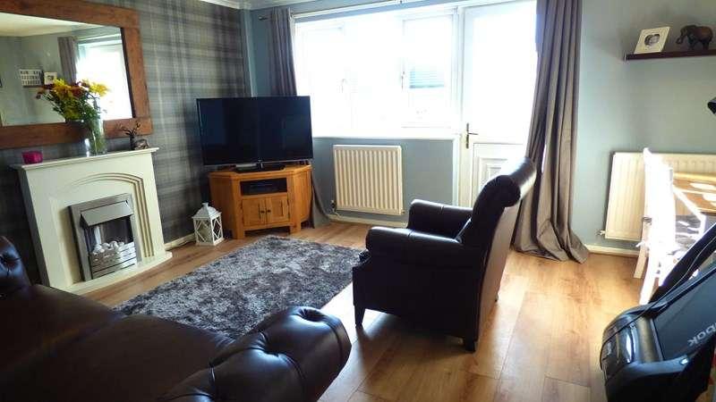 2 Bedrooms Property for sale in Clydesdale Mount, Byker, Newcastle Upon Tyne, Tyne & Wear, NE6 2EN